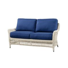 Wildon Home  Sofa with Cushion Fabric: Flagship Salt