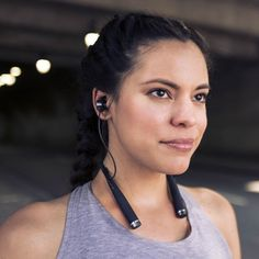 FITNESS COACH/HEARABLE | Vi AI PERSONAL TRAINER - Artificial Intelligence in bio-sensing earbuds for Personal Training & Coaching: http://www.wearablezz.com/product/vi-ai-personal-trainer | Vi is an AI (Artificial Intelligence) personal trainer who lives in bio-sensing earphones. Power them on and she comes to life. Vi is not just another tracker. She learns and evolves over time to help you achieve your goals.  |  #lifestyle #wearables #wearableTech #healthtech #sleeptech #fitnesstech…