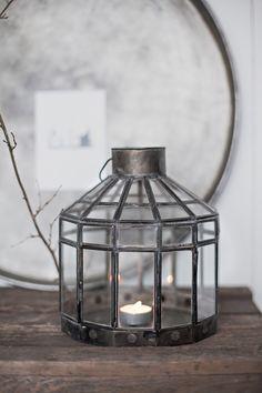 Love this lantern....