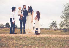 A Bleubird Vintage Wedding