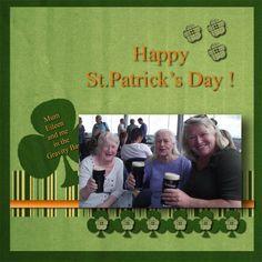 Happy St Patrick' Day