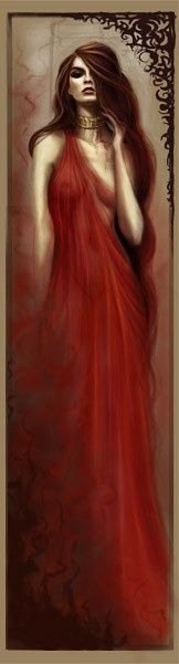 Lilith - Finished. By rebekahlynn.