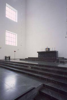 pulpit Церковь st fronleichnam архитектора и богослова Рудольфа  pulpit Церковь st fronleichnam архитектора и богослова Рудольфа Шварца Германия 1930 год Курсовая searching