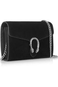 Gucci Dionysus suede shoulder bag $1,350