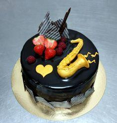 Dort na zakázku z cukrárny Moje cukrářství Cake, Desserts, Food, Tailgate Desserts, Deserts, Kuchen, Essen, Postres, Meals