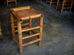 Traditional Taiwan Bamboo chair