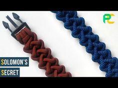 Paracord Tutorial, Armband Tutorial, Bracelet Tutorial, Paracord Ideas, Diy Friendship Bracelets Patterns, Diy Bracelets Easy, Braided Bracelets, Bracelet Patterns, Leather Bracelets