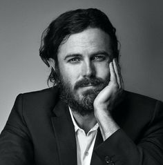 Casey Affleck Portrait 2017