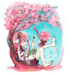 Splatoon 2 Game, Nintendo Splatoon, Splatoon Switch, Manga, Minions, Animal Crossing Game, Fanart, Cute Characters, Wii U