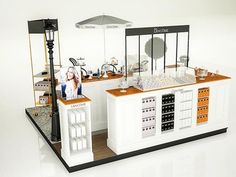 Lancôme serves coffee and macarons in new pop-up