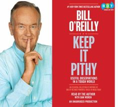 Audiobook: O'Reilly offers a collection of the most memorable writings from his previous books and columns, topped off with a new introduction, and looks back at how his opinions and ideas have been proven right or wrong by the passage of time. With his trademark candor and no-nonsense approach, each chapter will focus on a core theme or value as it gathers O'Reilly's thoughts on the most compelling issues of our time and offers readers an illuminating guide to the American cultural…