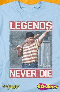 sandlot: legends never die essay The sandlot is a coming-of-age story about a group of young boys growing up in california in 1962 a new, shy boy (thomas guiry) moves into the neighborhood, where he is initially rejected by the.