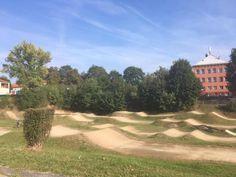 En mi ciudad es la parque para BMX.