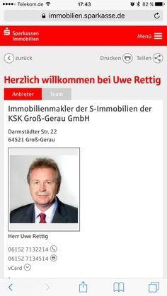 """""""Uwe Rettig von der Kreissparkasse Großgerau wählt dieses Jahr AfD! Wisst ihr bescheid!"""""""