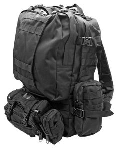 Tactical Backpacks - Pin it :-) Follow Us :-)) zCamping.com is your Camping Product Gallery ;) CLICK IMAGE TWICE for Pricing and Info :) SEE A LARGER SELECTION of tactical backpacks  at http://zcamping.com/category/camping-categories/camping-backpacks/tactical-backpacks/ -  tactical, hunting, bags, camping, backpacks, camping gear - Large Assault Tactical Backpack – Black « zCamping.com