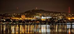 Dundee at night by Redsdead