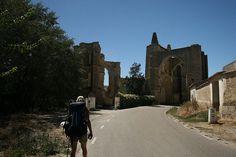 Efimerata: Monasterios únicos e irrepetibles en Burgos_San Antón_Castrojeriz