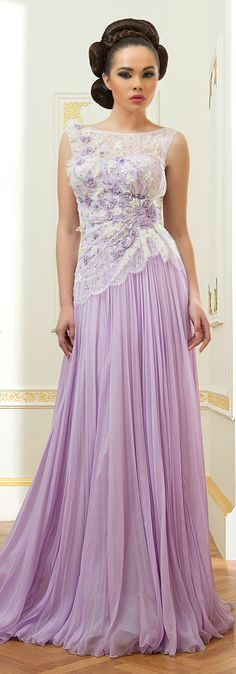 Ali Al Khechen Spring - Summer 2014 Couture