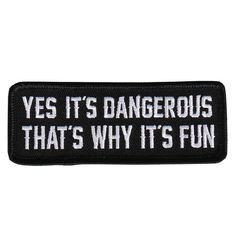Embroidered patch with heat sealed backing. Perfect for leather jackets and leather vests.