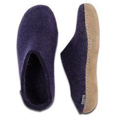#purple slipper