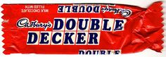 vintage double decker packaging - Google Search