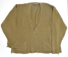 ATS, Auxiliary Territorial Service, 1940 Dated Sweater (09/29/2014)