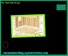 Diy Wood Shed Design 153822 - Woodworking Plans and Projects!