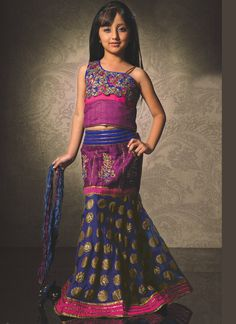 Anarkali Kids fashion 2012 Embellished Umbrella Cut Lehenga Choli800 x 1100 | 464.8 KB | www.newfashionmod.com