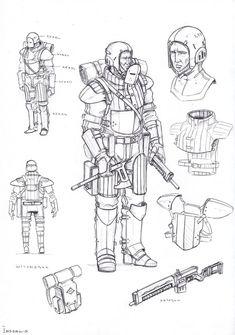 light armor 10 by TugoDoomER on DeviantArt
