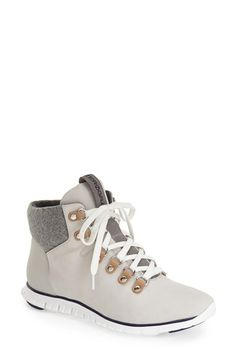 Cole Haan 'ZerøGrand' Waterproof Hiking Boot (Women) available at #Nordstrom