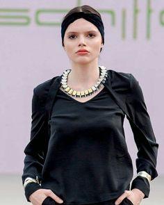 Schiffers on the runway/ Fashion Square Cracow/ Fot. Marek Makowski