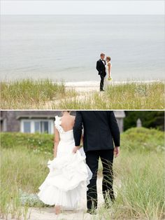 wedding at cape cod lavender farm - wow! beautiful lavender meets the sea.. I love it! I would get married there.