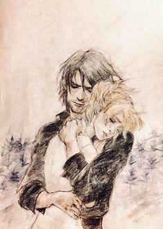 Final Fantasy 15 - Noctis & Luna