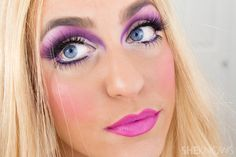 Transform into human Barbie for Halloween using this makeup how-to