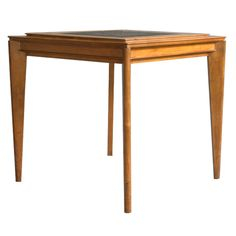 French Art Deco Game Table