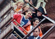 Michael Jackson at Phantasialand