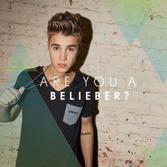 Justin Bieber - Are You A Belieber?