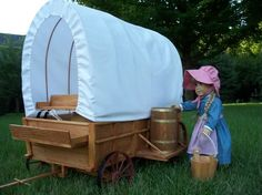 Kirsten: Covered Wagon | American Girl Playthings!