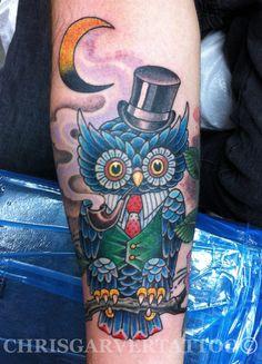chris garver tattoo - Google Search