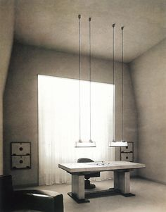 art deco office inspiration