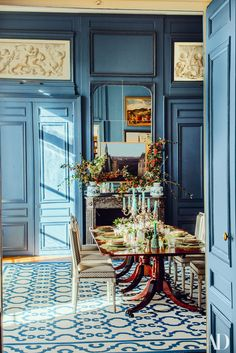 04-An 18th-Century Apartment with Boho-Chic Touches-Pierre Sauvage - This Is Glamorous