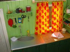 Mine dukkehuse: Lidt nyt fra Findus og Peddersens køkken.