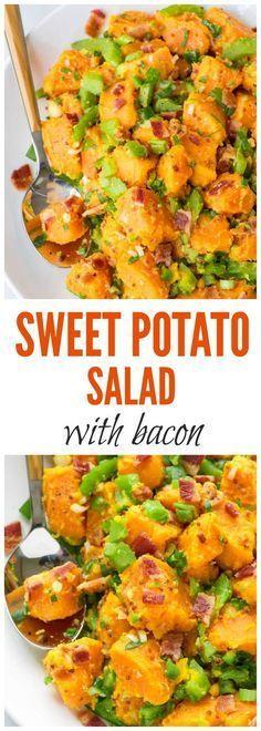 Salad Recipes With Bacon, Bacon Recipes, Dairy Free Recipes, Paleo Recipes, Real Food Recipes, Cooking Recipes, Bacon Salad, Beet Salad, Potato Recipes