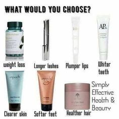Go to heathergeddis.nsproducts.com, All of these products are amazing have any questions just message me!!!!