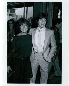 CA147 1980 Scott Baio Erin Moran Century Plaza Hotel Premiere Press Photo