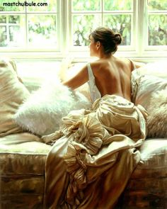 "Rob Hefferan ""Beautiful Women Paintings"""