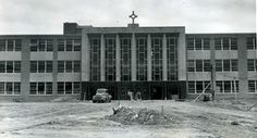 My defunct Alma Mater...Cardinal Dougherty High School. Opened in '56...Closed in 2010.