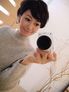 Maki's wardrobe の画像|田丸麻紀オフィシャルブログ Powered by Ameba Hair Beauty, Japanese, Actresses, 1970s, Image, Female Actresses, Japanese Language, Cute Hair