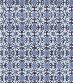 Home Decor Print Fabric-Waverly Tangier Tiles Ceramic