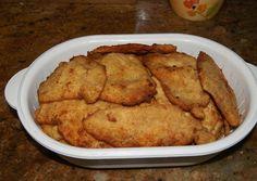 Pollo rebozado sin huevo Receta de Asilef - Cookpad